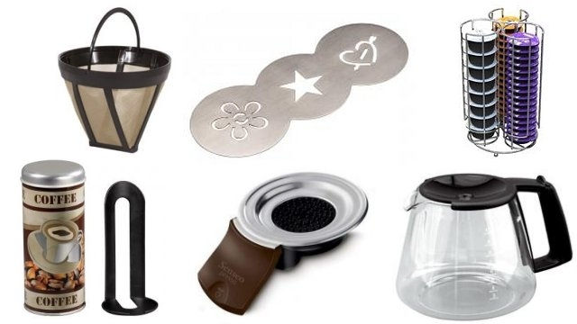 Koffiemachines Accessoires