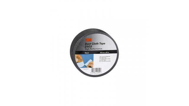 3M 290348B Scotch Duct Tape 2000 50 Mm 50 M Zwart
