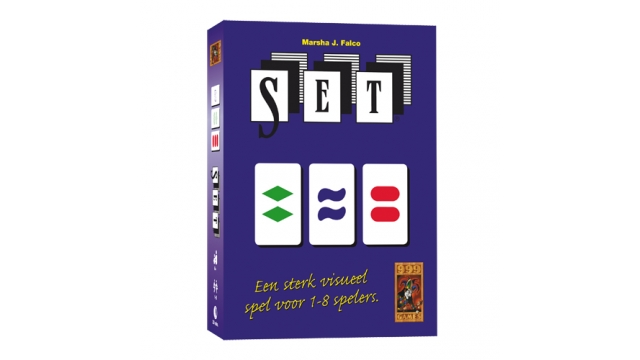 999 Games Spel Set!