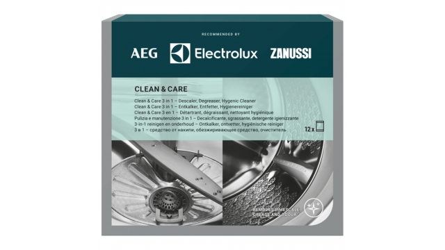 AEG Clean & Care 3In1 12 Zakjes