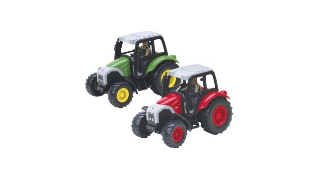 Agri Life 1:43 Tractor Assorti