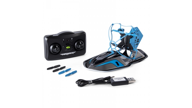 Air Hogs Hyper Drift 2in1 Drone Blauw