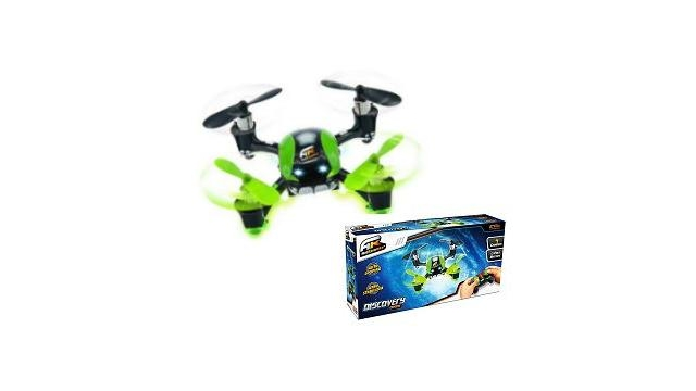 Air Riders Discovery Drone Quadrocopter 2.4 Ghz.