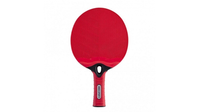 Angel Sports Outdoor Tafeltennisbat Rood