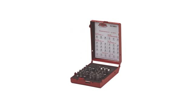 Athlet Ah-1484 pbd2 Professional Bit Set
