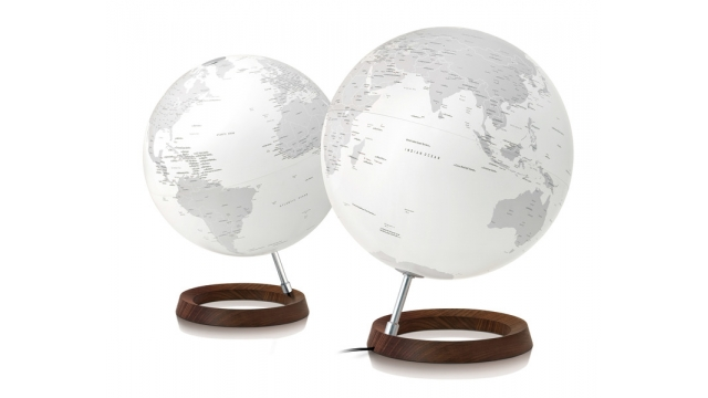 Atmosphere NR-0331F6RE-GB Globe Full Circle Reflection 30cm Diameter Met Verlichting