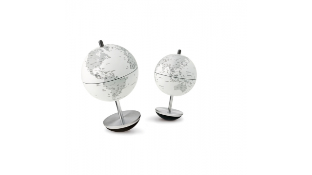 Atmosphere NR-0311SWBI-GB Globe Swing 11cm Diameter Alu / Rubber