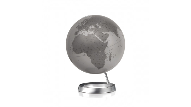 Atmosphere NR-0331F5VA-GB Globe Full Circle Vision Silver 30cm Diameter