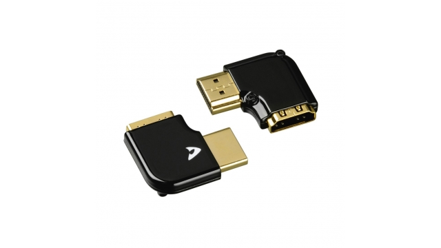 Avinity High-speed HDMI™-hoekadapter-set 270°
