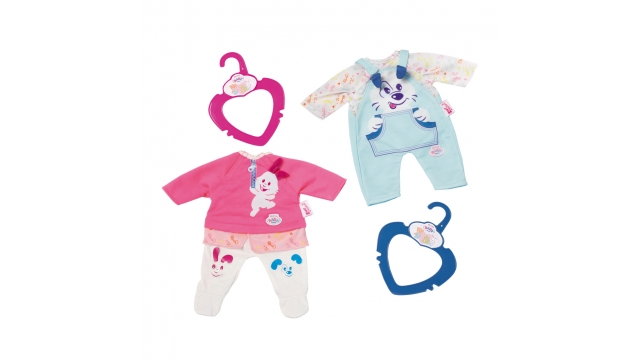 Baby Born My Little Baby Kleding Set Assorti
