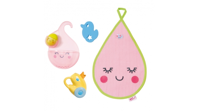 Baby Born Badaccessoires met Waterfuncties
