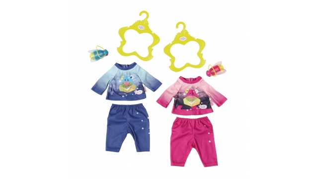 Baby Born Play & Fun Nightlight Outfit Assorti