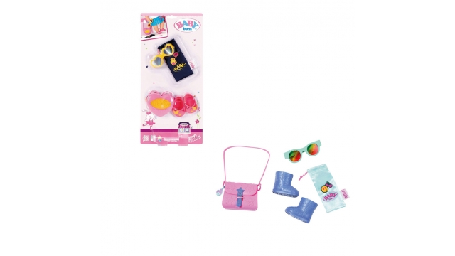 Baby Born Boutique Set 5-delig Assorti