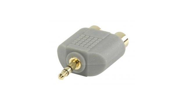 Bandridge Bap432 Adapter voor Draagbare Audio