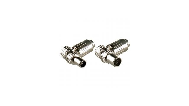 Bandridge Byp1103 Iec-coaxconnectors Male/female