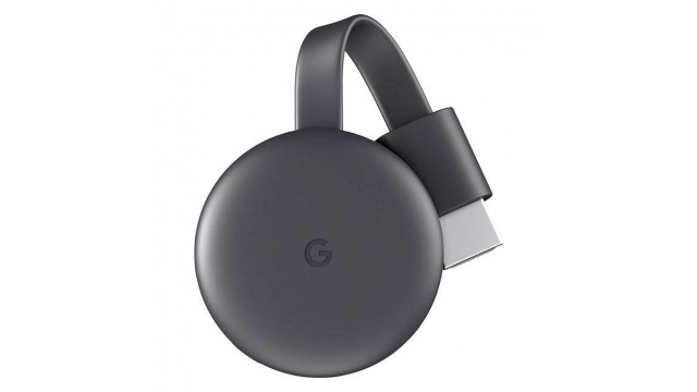 Google Chromecast 3 HDMI Streaming Stick Zwart