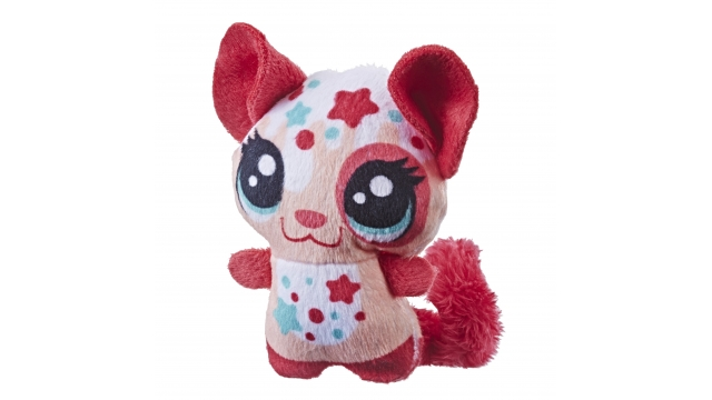 Littlest Pet Shop Juicy Pets Knuffel Assorti