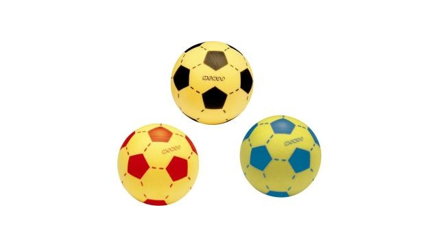 Soft Voetbal 20cm Assorti