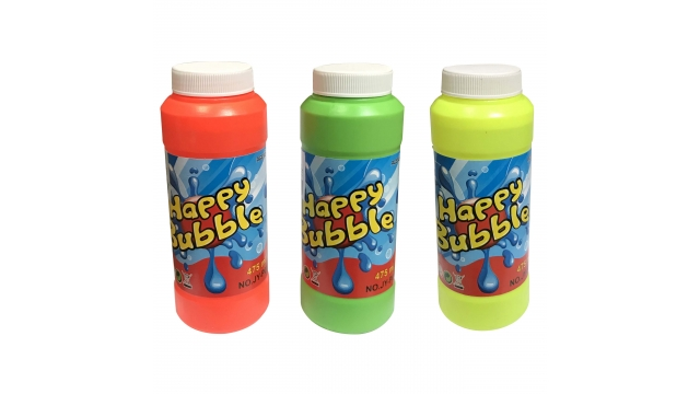 Happy Bubble Bellenblaas Navulling 475 ml