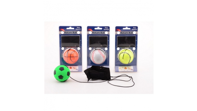 Return Ball Bouncing Ball Assorti