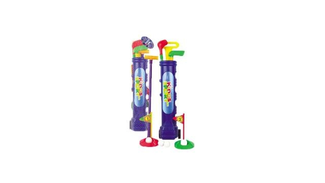 Kinder Golf Set Assorti