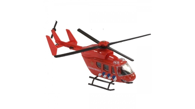 112 Brandweer Helicopter 1:43