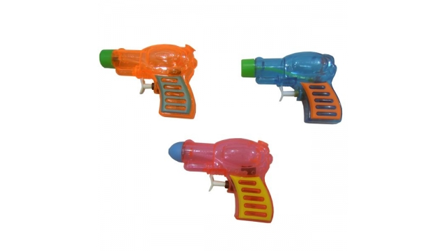 Waterpistool 10cm Assorti