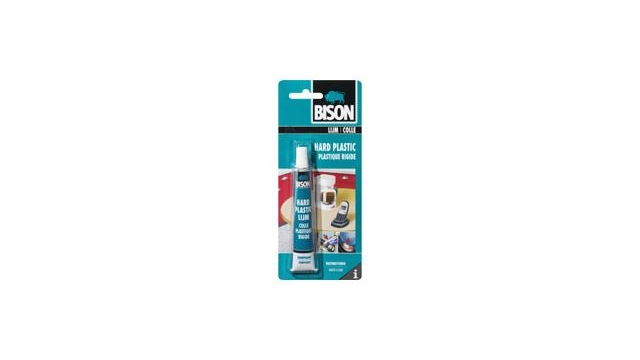 Bison 1799000088 1312004 Hard Plastic Lijm 25ml