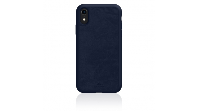 Black Rock Cover The Statement Voor Apple IPhone Xr Donkerblauw