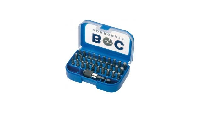 Bohrcraft Bct-bs01 Professionele Bit Set