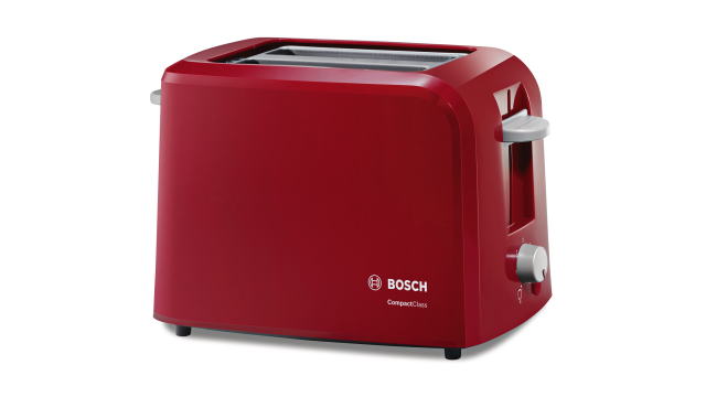 Bosch TAT3A014 Toaster 980W Rood