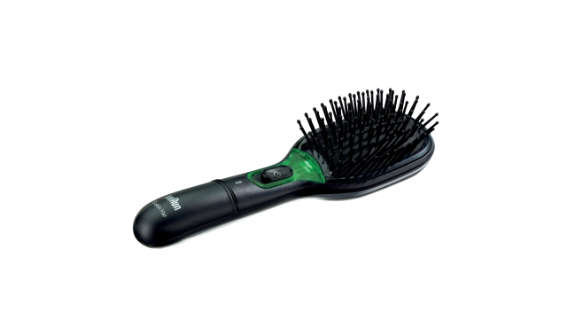Braun BR710 Satin Hair Ionic Brush op Batterij