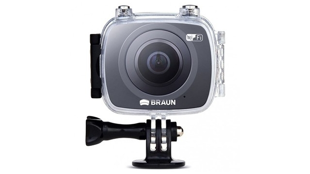 Braun Photo Technik Action Cam Champion 360