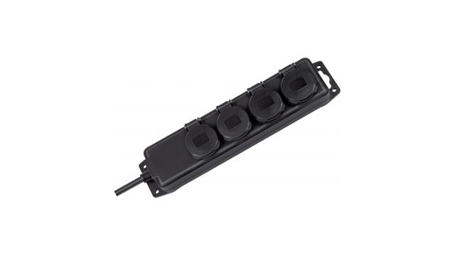 Brennenstuhl Bn-1159960 Power Strip 4 Socket Ip44