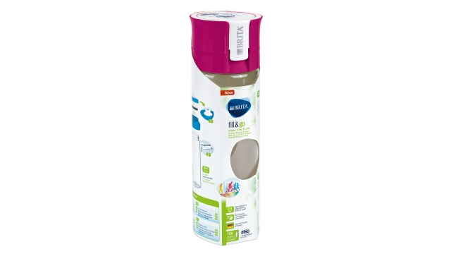 Brita Fill&Go Waterfles Pink