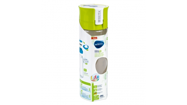Brita Fill&Go Waterfles Lime