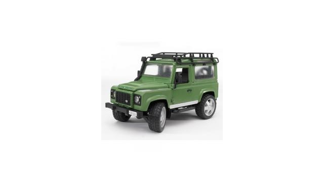 Bruder Jeep Landrover Stationwagon