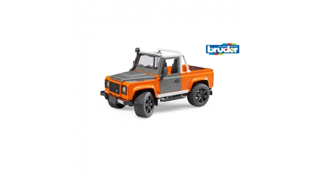 Bruder 02591 Land Rover Pick-Up