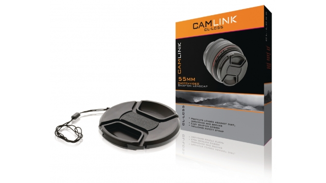 Camlink CL-LC55 Snap-on Lensdop 55 Mm