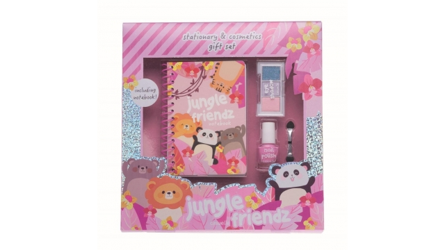 Casuelle Jungle Friends Make-Up Set