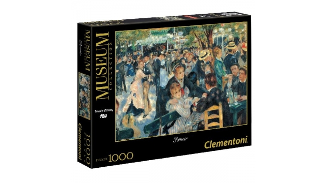 Clementoni Museum Collection Renoir Puzzel 1000 Stukjes