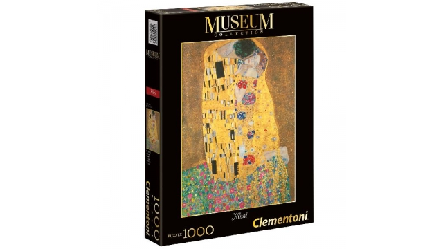 Clementoni Museum Collection Klimt Puzzel 1000 Stukjes