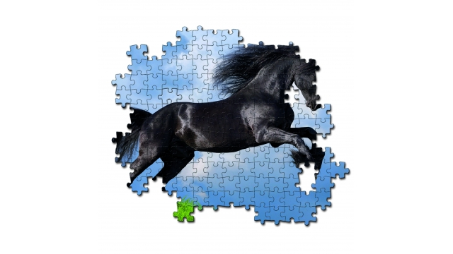 Clementoni High Quality Collection Puzzel Fries Paard 500 Stukjes