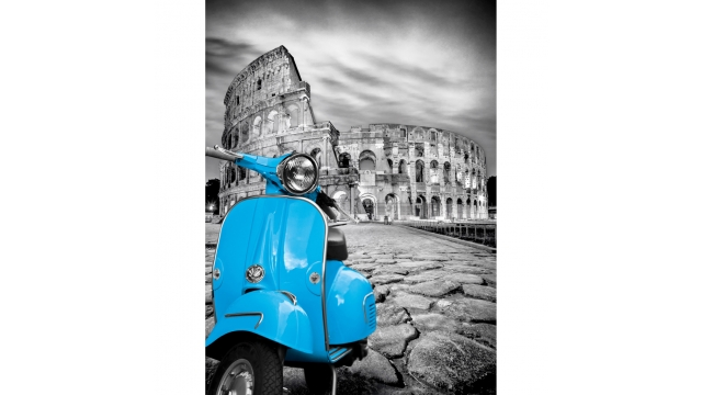 Clementoni Platinum Collection Puzzel The Colosseum 1000 Stukjes