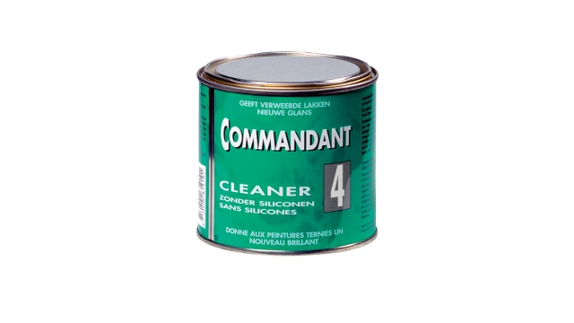 Commandant Cleaner Nr.4 0,5kg