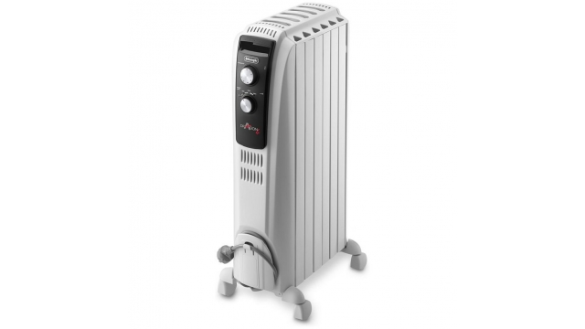 Delonghi TRD40615 Dragon4 Oliegevulde Radiator 1500W Wit