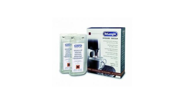 Delonghi EcoDecalk Mini Koffiemachine Ontkalker 2x 100ml