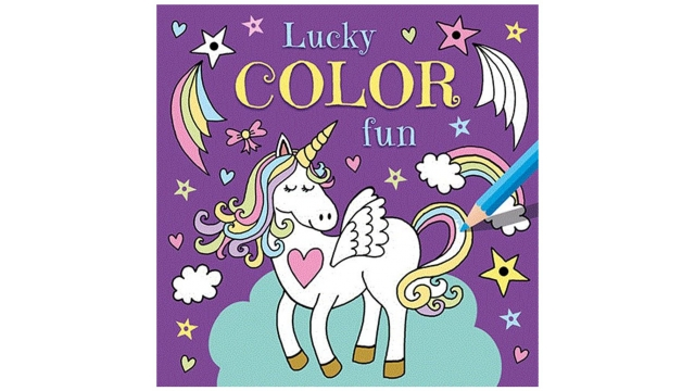Deltas Kleurboek Lucky Color Fun