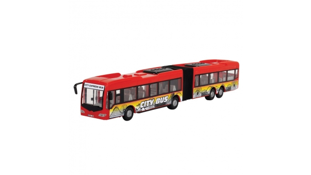 Dickie Toys City Express Pull-Back Bus Assorti
