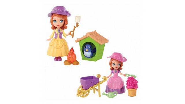 Disney Sofia The First Speelset Assorti
